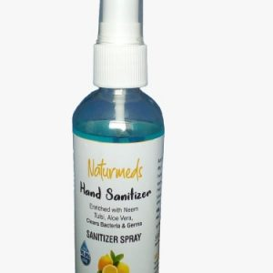Naturemeds Hand Sanitizer 120 ml