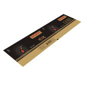 Gold Incense Sticks by Srikaram Agarbatti