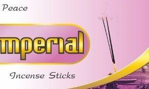 Imperial incense sticks By Srikaram Agarbatti