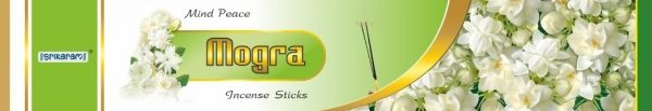 Mogra incense sticks By Srikaram Agarbatti