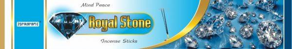 Royal Stone Incense Sticks By Srikaram Agarbatti