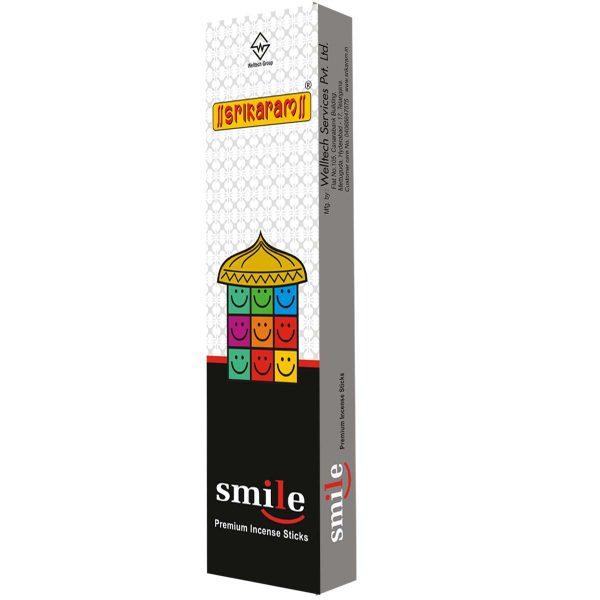 Smile Incense Sticks by Srikaram Agarbatti