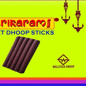 Wet Doop Sticks By Srikaram Agarbatti
